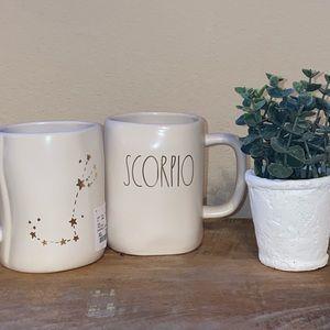 Rae Dunn SCORPIO ♏️ zodiac astrology mug